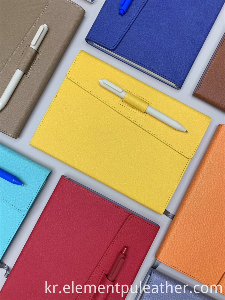 Notebook Pu Leather