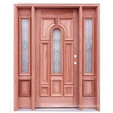 Solid Mahogany Exterior / Entry Door 40050
