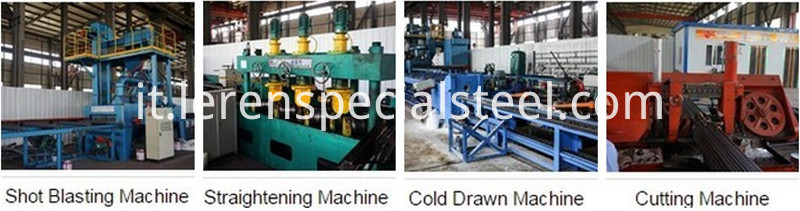 Cold Drawn Steel Bar Production