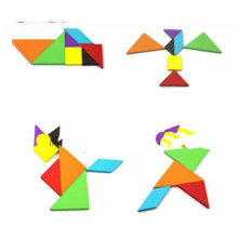 Tangram Puzzle for Educational Toy