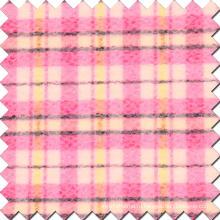 50% Полиэстер 50% Шерсть Проверяет шерстяную ткань для пальто