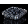 PET Kunststoff Clamshell Container für Blueberry