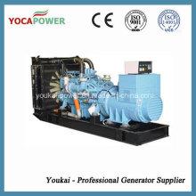 Motor diesel Mtu 400kw / 500kVA Generador de energía