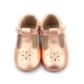 Venta al por mayor Bebé Mary Jane Baby T-bar Shoes