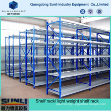 Industrial Storage System Wire Decking Shelving