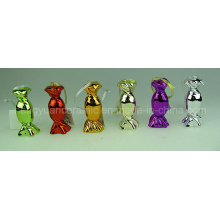 Electroplating Small Candy Hanging Decoration Ceramic