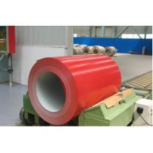 Espessura: 0.15-0.8mm Largura: bobina de aço de 800mm-1250mm