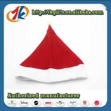 Brinquedo engraçado do chapéu do Natal do preço barato para crianças