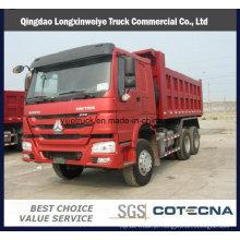 Caminhão de caminhão basculante de alta qualidade de Sinotruck HOWO