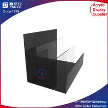 Acrylique OEM Palette Holder Écran de rangement pour palettes