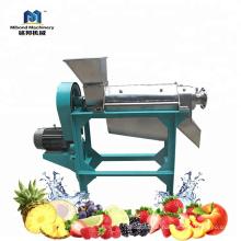 Kleine automatische Ananas, welche die Peeling-Saft-Maschine für Verkauf abzieht