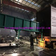 Mobile Debarker Diesel Powered Peeling Machine for Wood