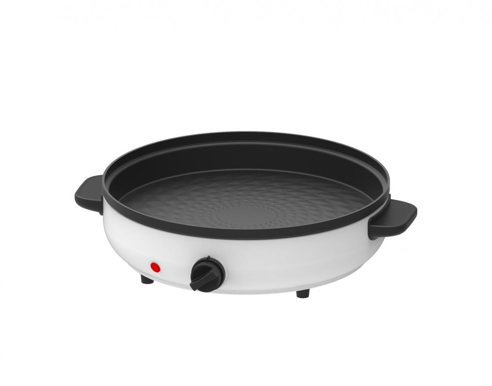 Deep Electric Skillet Hd8012