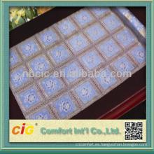 Fahsion PVC Long Lace Table Cloths Fabric