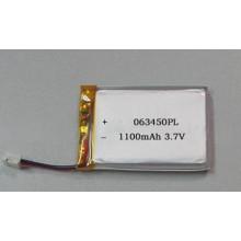 Li-Polymer Akku 603450 1200mAh 3.7V Akku