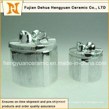 Гальваническая керамическая брелка для рождественского украшения, (Домашнее украшение)