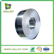 AISI 434/JIS SUS434 bande d'acier inoxydable austénitique