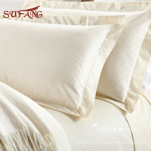 Hemstitch Bedding Collection Hotel Linen Home Beddings with fitted sheet for Amazon Supply