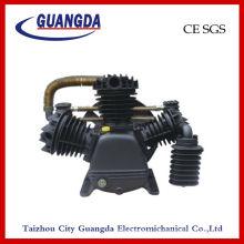 Luft-Kompressor-Motor und Kopf