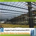 Bâtiment de construction à faible coût Construction d'acier