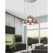 Home Decor Glass LED Pendant Lamps (AD15020-12B)