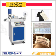 High Power Automatic Ultrasonic Clothes Label Sealing And Cutting Machinery
