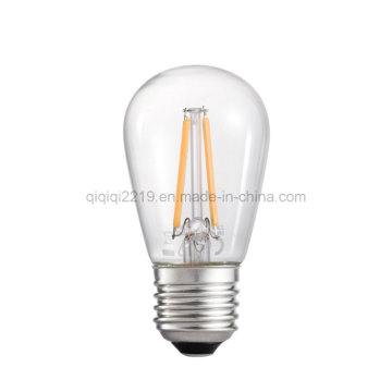 St45 1W Clear Dimmable LED Filament Bulb