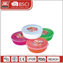 Plastic Round Food Container(1.45) Plastic Products