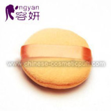 Compact Cotton Puff With Handle
