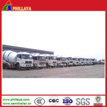 Caminhão Betoneira com Volume 6-10m3 Opcional