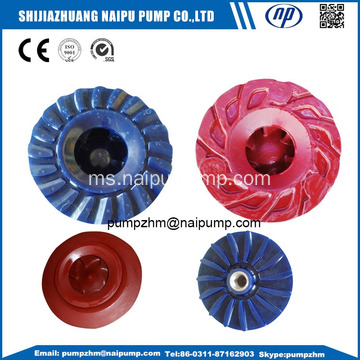 OEM custom made impeller pump slurry