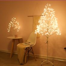 Рождественские украшения елочные огни