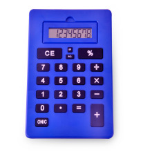 A4 size battery desk top jumbo calculator