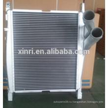 Алюминиевый турбо интеркулер для европейского интеркулера Mercedes-Benz NISSENS: 96970
