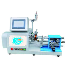 Máquina de bobinado de precisión de gran par de gran venta