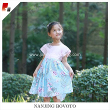 wholesale latest dress designs for flower girls