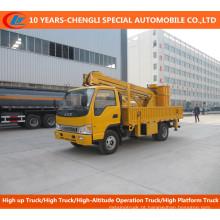 Caminhão de Operação High-Altitude JAC