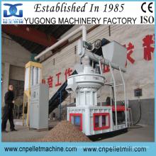 Efficacité Centrifuge Ring Die Wheat Straw Pellet Making Machine