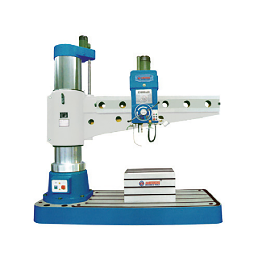 Radial Drilling Machine Workbench