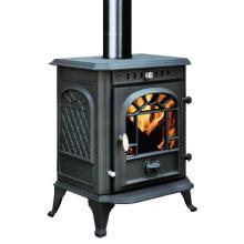 Calentador clásico de la estufa del hierro fundido (FIPA070-H), calentador de la habitación
