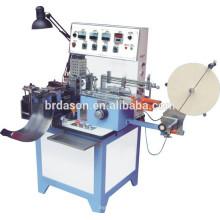 Corte ultra-sônico da etiqueta automática da Multi-função e máquina de dobramento
