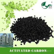 charbon actif pour la décoloration à la purification