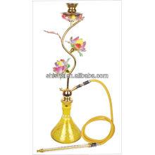 Unique hookah lotus design