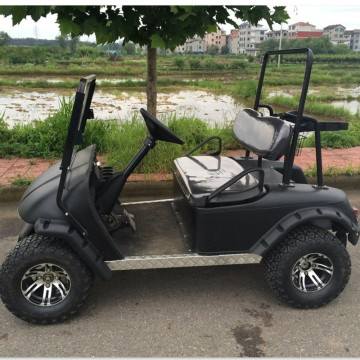 Off Road Gas Power Billiga Golfvagn