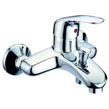 Shower brass bathtub hand shower faucet 2 function
