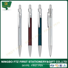 First A001 Office Stationery Retractable Metal Ballpoint Pen