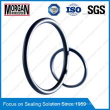 Alta pressão NBR / FKM / Teflon / EPDM / Silicone Rubber O Ring