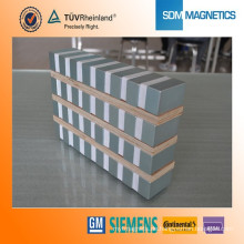 Professionelle ISO / TS 16949 Certificated Starke 50x30x12 N42 ndfeb Magnet