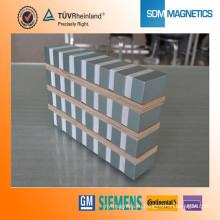Профессиональный ISO / TS 16949 Сертифицированный Сильный 50x30x12 N42 ndfeb Магнит