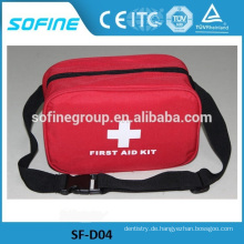 Neue medizinische Notfall-Reise-Erste-Hilfe-Kit mit CE & ISO
